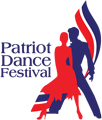Patriot Dance Festival Logo